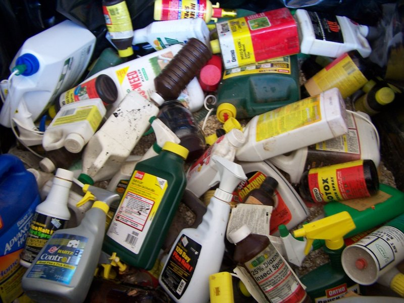 Household Hazardous Waste Collection Saturday In Johnston County